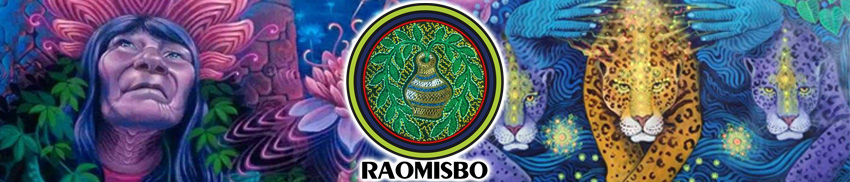 Raomisboa Ayahuasca Center Logo